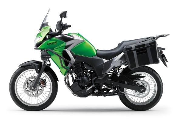 KAWASAKI 2017 VERSYS-X 250 ABS & S TOURER