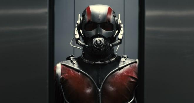 Marvel's Ant-Man..Conceptual Film Test Stills/Artwork..?Marvel 2015..