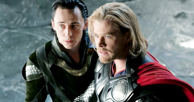 Image result for thor ragnarok thor and loki