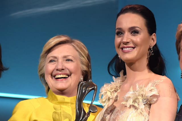 12th Annual UNICEF Snowflake Ball Honoring UNICEF Goodwill Ambassador Katy Perry and Philanthropist Moll Anderson - Inside