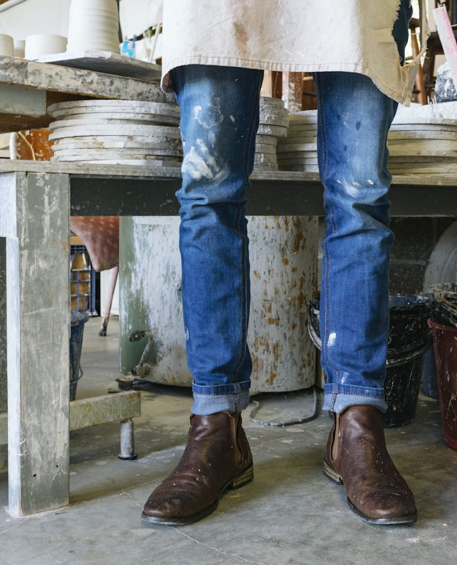 A pair from the men's range of Outland