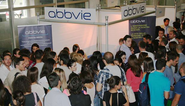Abbvie - Job Meeting Napoli 2014