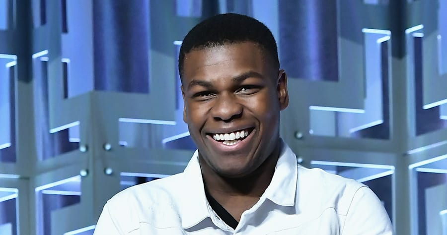 John Boyega's Star Wars Fame Once Ruined a Date