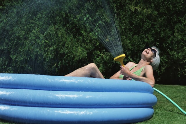 Paddling pools sell out