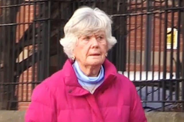 Lady Susan Zetland court case