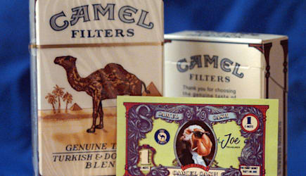 TOBACCO JOE CAMEL