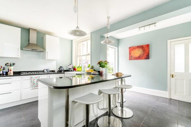 Jane Beedle's lovely kitchen