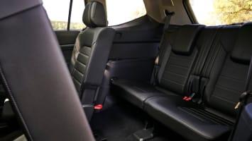 VW Atlas third row