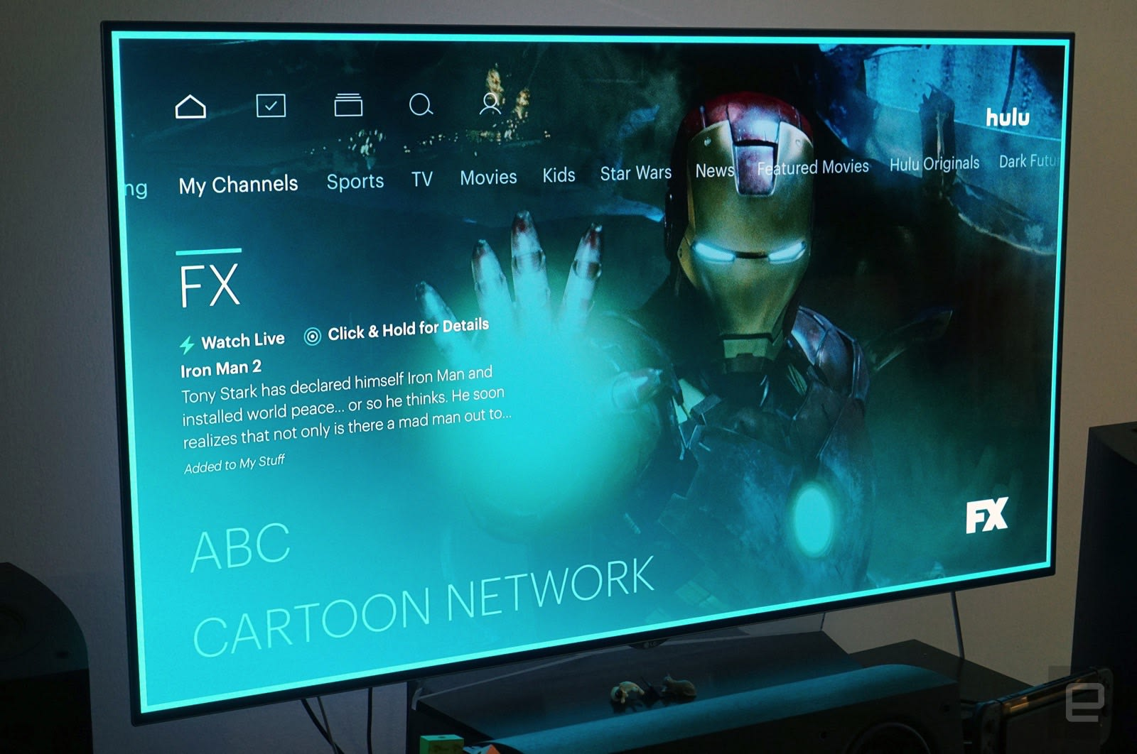 can you watch hulu on smart tv