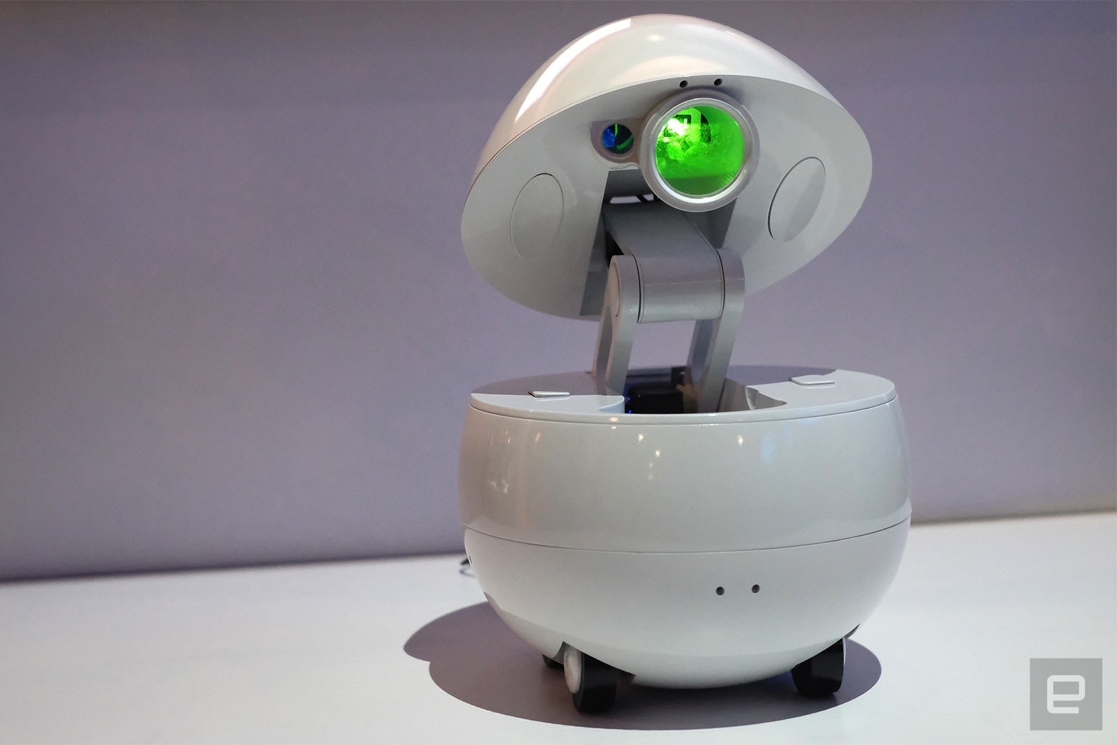 Meet the deceptively adorable members of LG's robot squad
