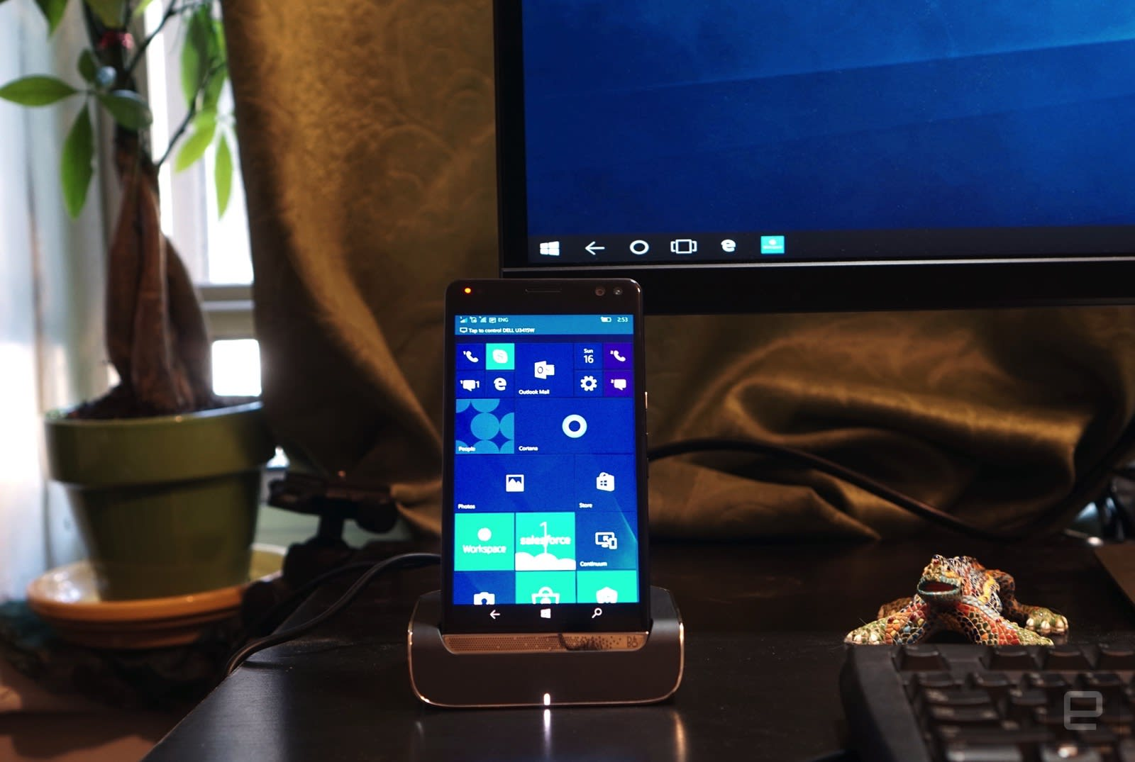 HP's Elite X3 gets closer to the dream of a Windows Phone as