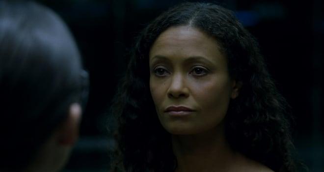 Thandie Newton in HBO's WESTWORLD