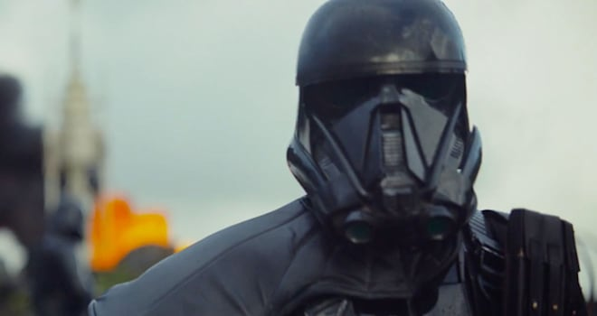 Exclusive: How the Death Troopers Were Brought to Life for 'Rogue One: A Star Wars Story'