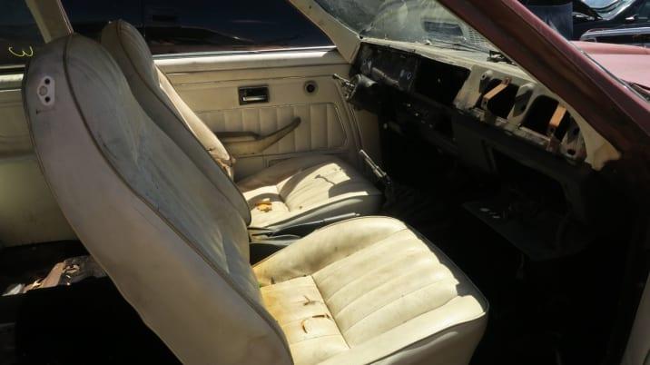 Junkyard Gem: 1975 Chevrolet Vega GT Hatchback | Autoblog