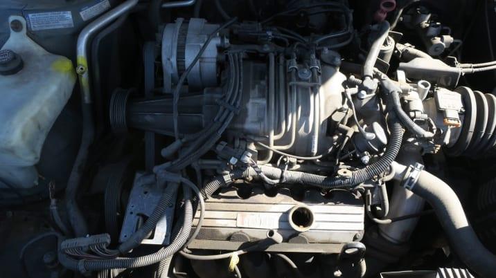 Junkyard Gem: 1997 Oldsmobile Eighty-Eight LSS Supercharged | Autoblog