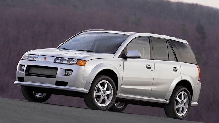 Image result for saturn vue redline