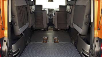 Honda Element cargo