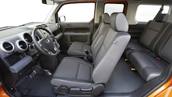 Honda Element interior