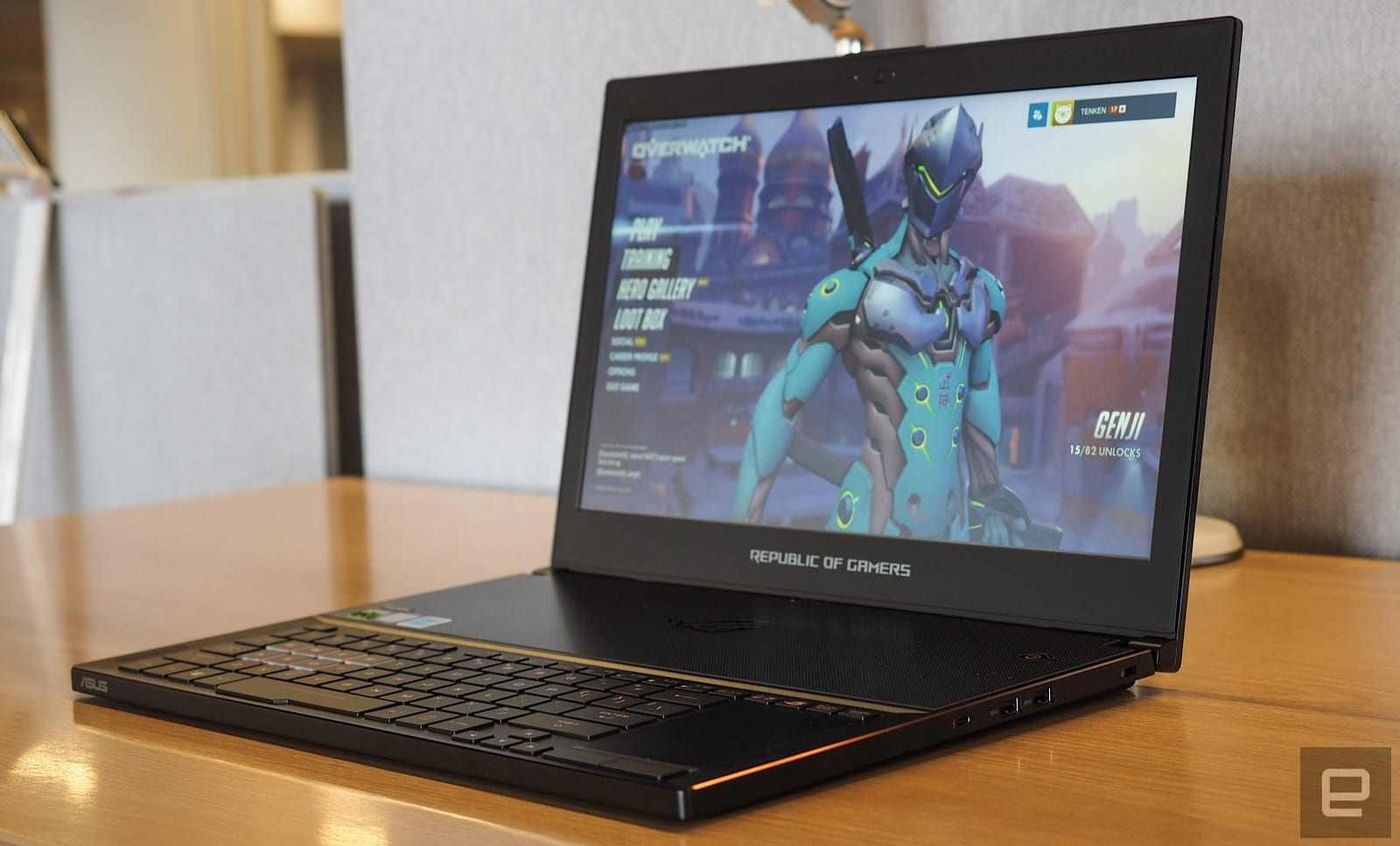 ASUS ROG Zephyrus review: Gaming laptops will never be the