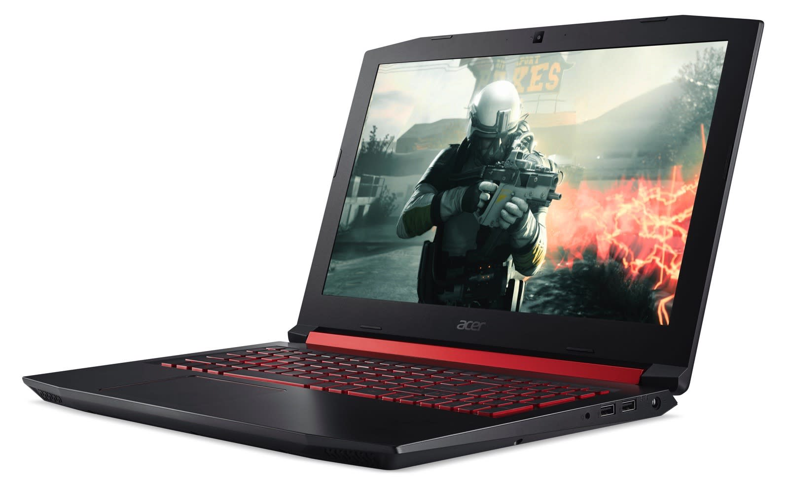 acer 39 s nitro 5 notebook is meant for gamers on a budget. Black Bedroom Furniture Sets. Home Design Ideas
