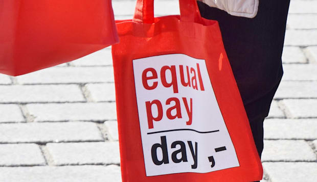20.03.15: Equal Pay Day