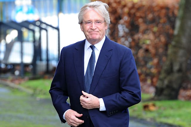 Coronation Street star William Roache who plays Ken Barlow, arrives at Albion United Reformed church, in Ashton Under Lyne, for the funeral of Coronation Street star Bill Tarmey, who played the soap's Jack Duckworth for three decades.
