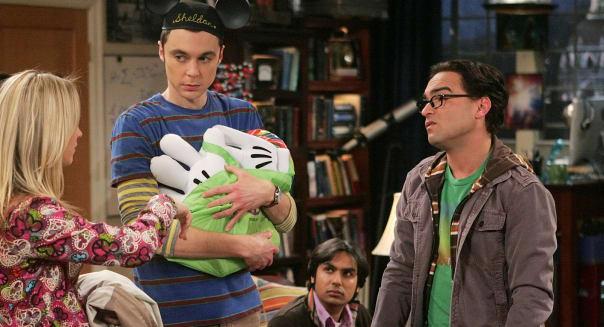 The Big Bang Theory, Season Three