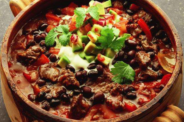 Beef Chilli con carne