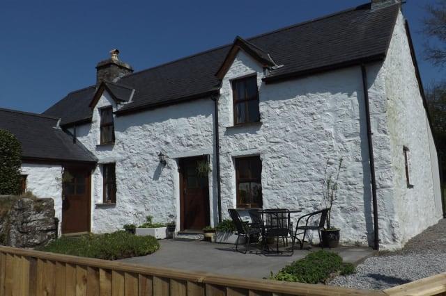 The Narberth farmhouse