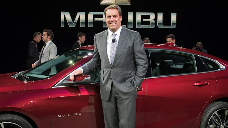 GM's Mark Reuss