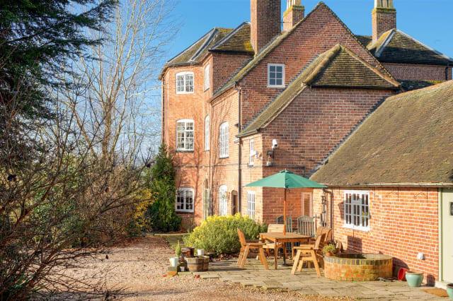 Robbie Savage's house