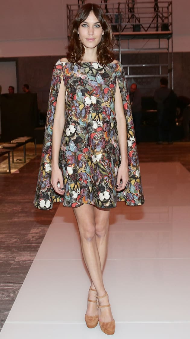 International Woolmark Prize - Milan Fashion Week Womenswear Autumn/Winter 2014