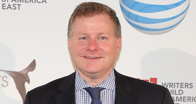 David Magee at the 65th Annual Writers Guild East Coast Awards
