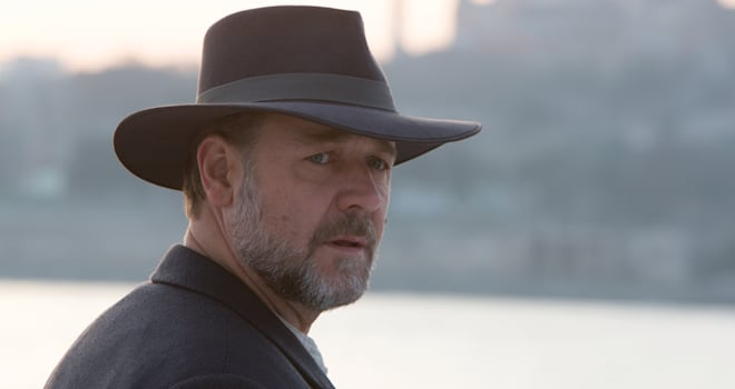 Russell Crowe in The Water Diviner