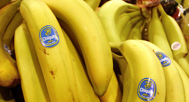 Ireland US Bananas