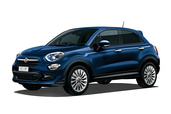 Fiat 500X Safety Package