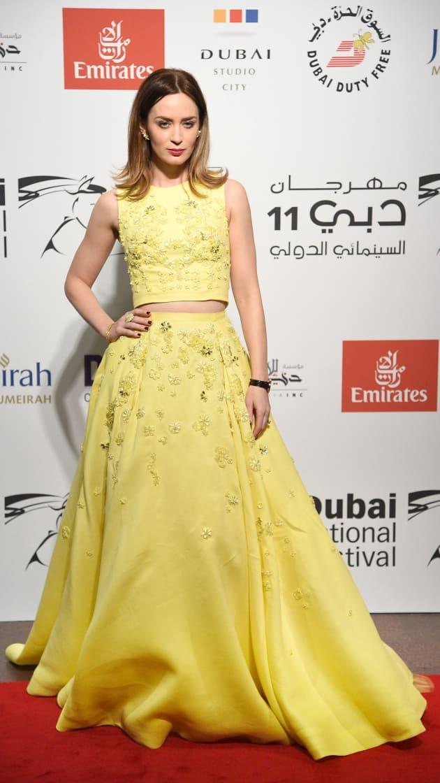 2014 Dubai International Film Festival - Day 1