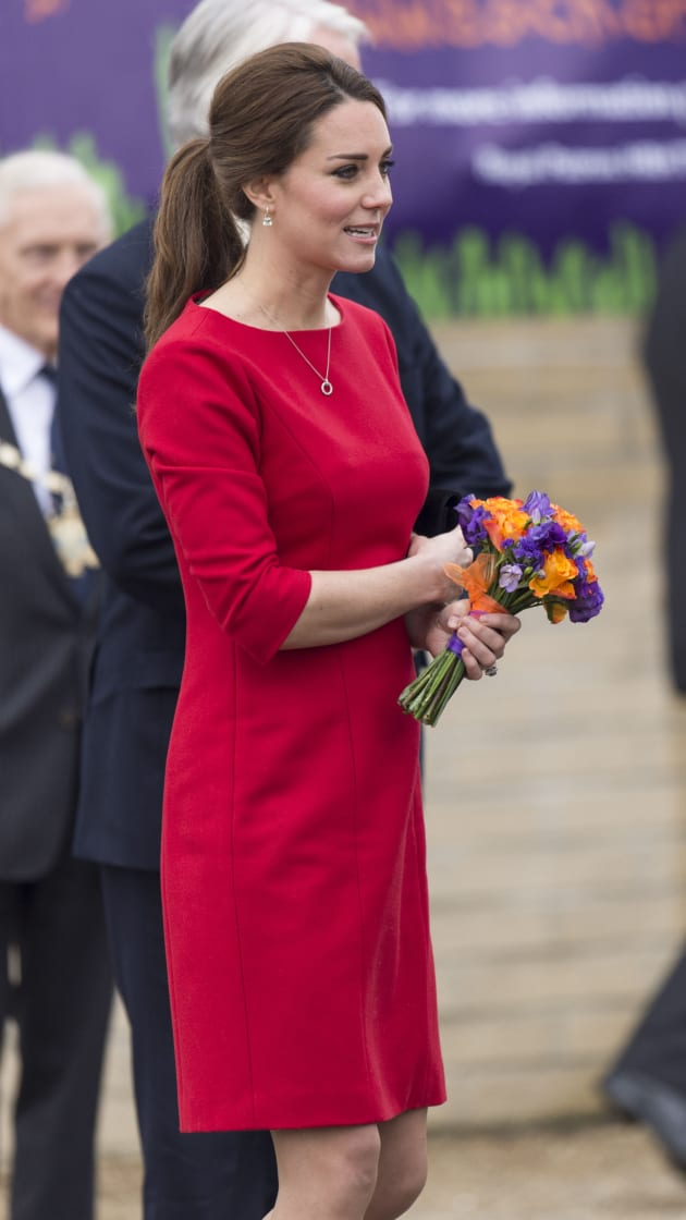 The Duchess Of Cambridge Attends East Anglia's Children's Hospices Appeal Launch