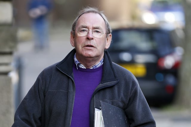 Fred Talbot court case