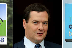 Osborne defends Co-op Bank role