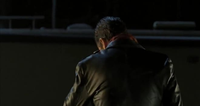 negan, the walking dead, season 6, finale, promo, teaser, jeffrey dean morgan
