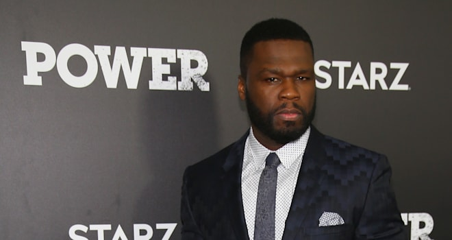 "DuJour Media's Jason Binn, Starz's Chris Albrecht, Curtis ""50 Cent"" Jackson And Omari Hardwick Host The Season Three Premiere Of"