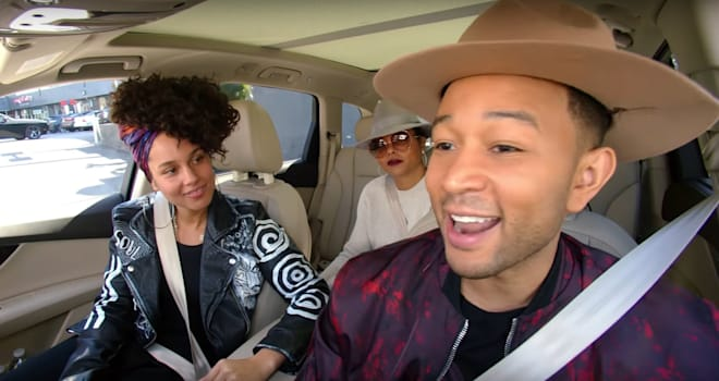 carpool kararoke, carpool karaoke: the series, apple music