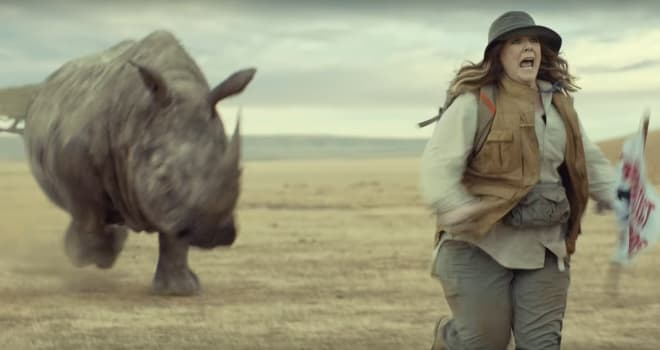 melissa mccarthy, eco warrior, super bowl, commercial