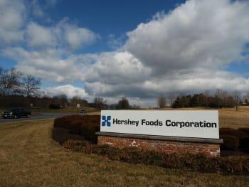 HERSHEY NAME CHANGE