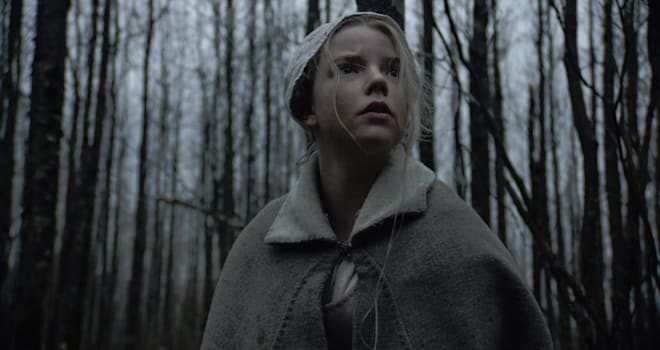 Anya Taylor-Joy in Robert Eggers's THE WITCH