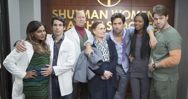 The Mindy Project, Hulu, The Mindy Project season 4