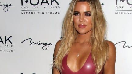 Khloe Kardashian zieht über Trump-Show her