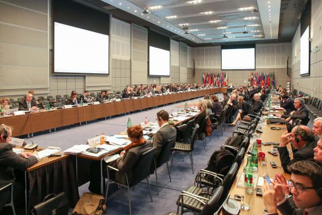 The twentieth Plenary of the Wassenaar Arrangement was held in Vienna on 2 to 3 December 2014