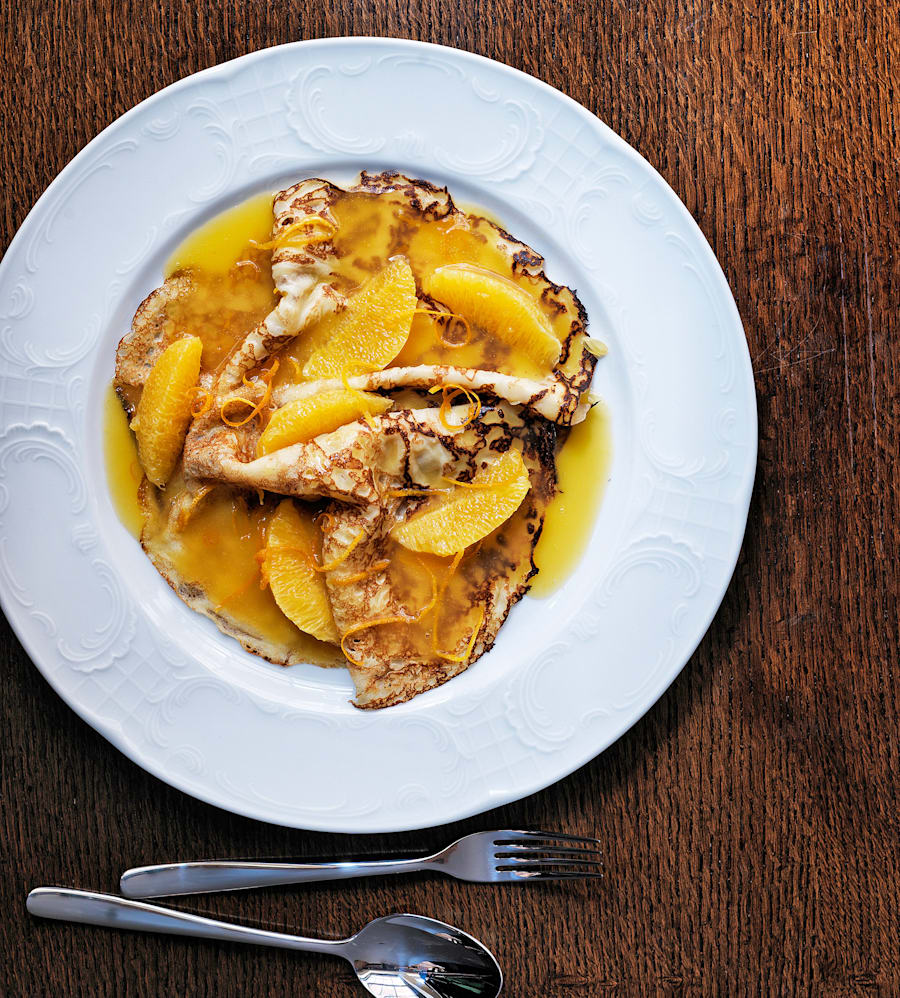 This zesty, sweet dish is a Bastille Day feast